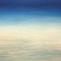 "Untitled 2018, acrylic on canvas, 40""x50"""