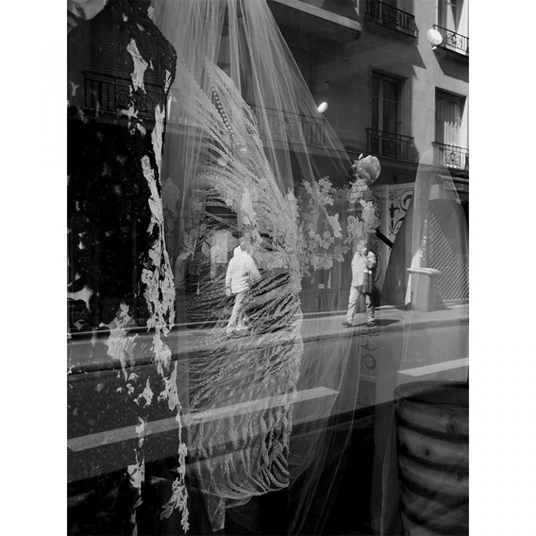 Layered Lace, Paris