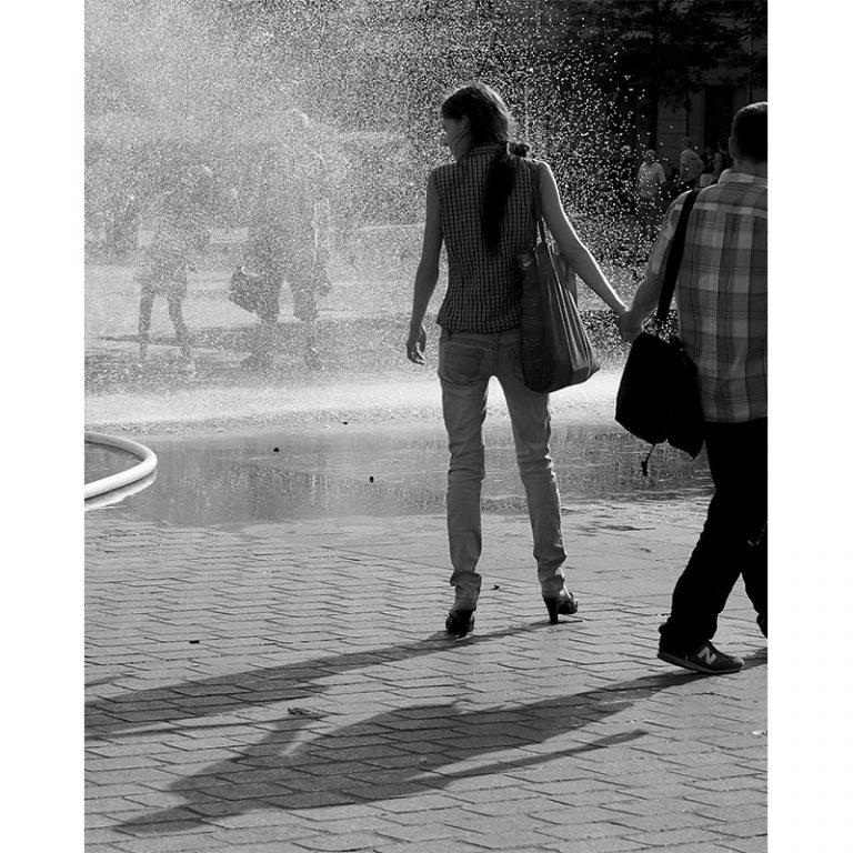 Spray, Warsaw