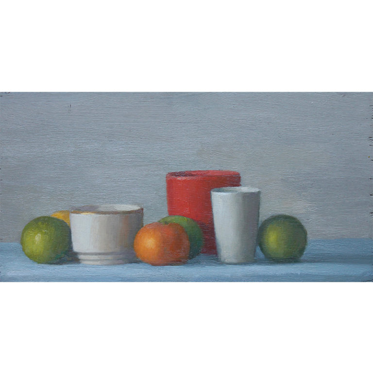 Colleen Cox: Still Life With Red Cup #3927