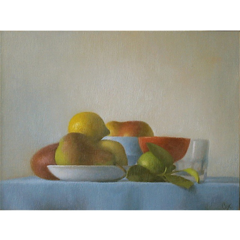 Fruit with Glass #1733