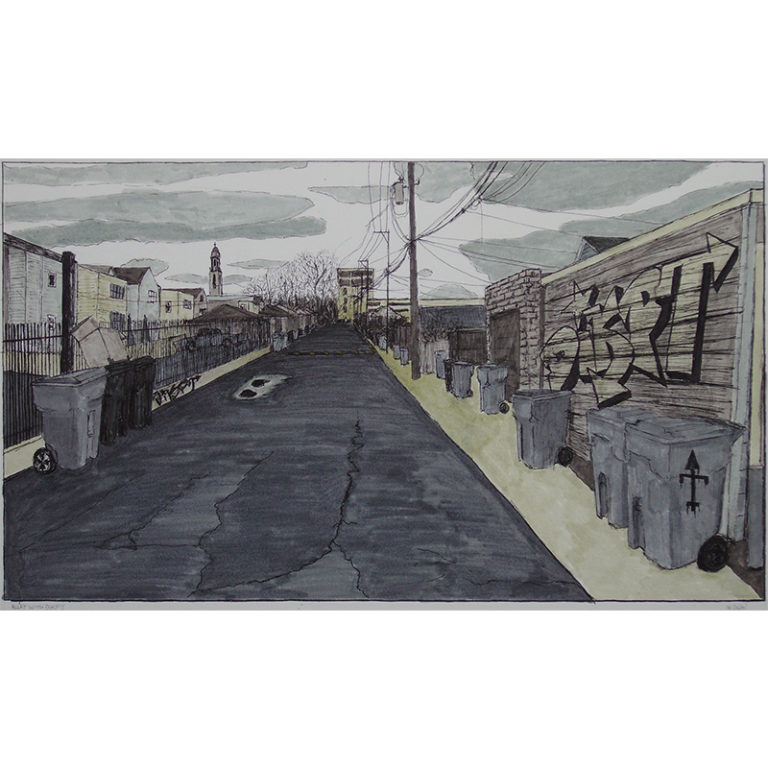 Alley with Dikpt