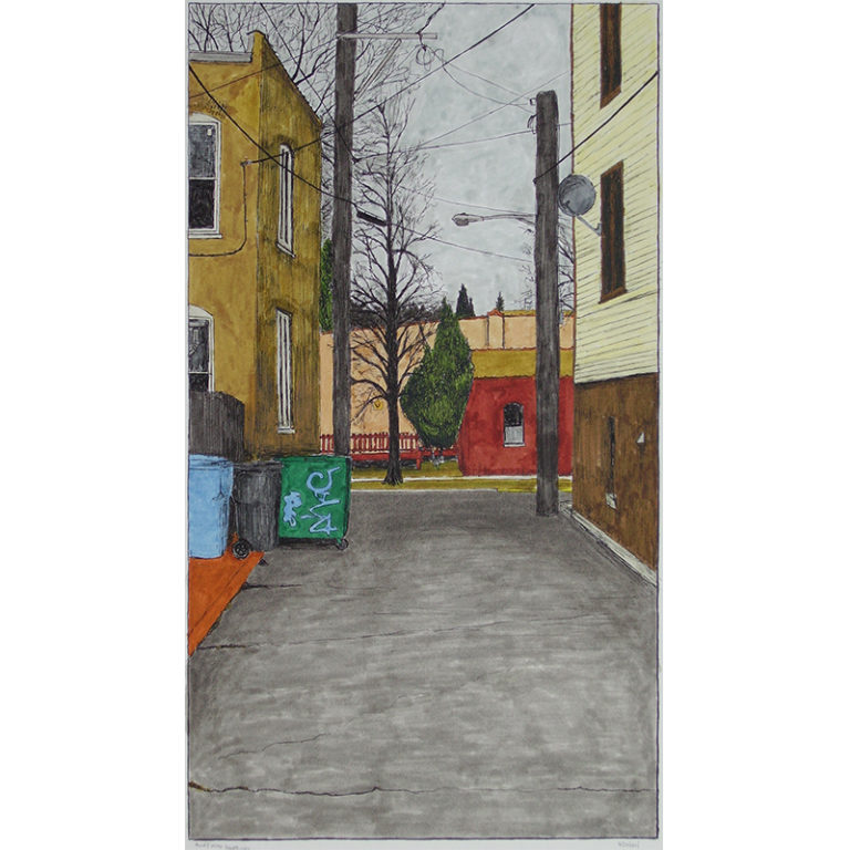 Alley with Sawed-off