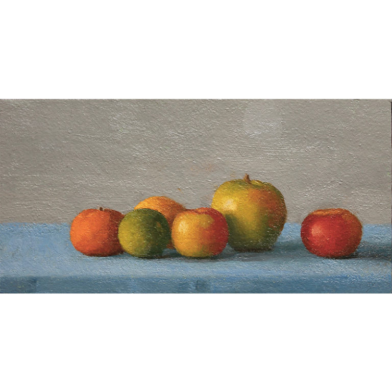 Colleen Cox: Small Fruit Still Life #8904