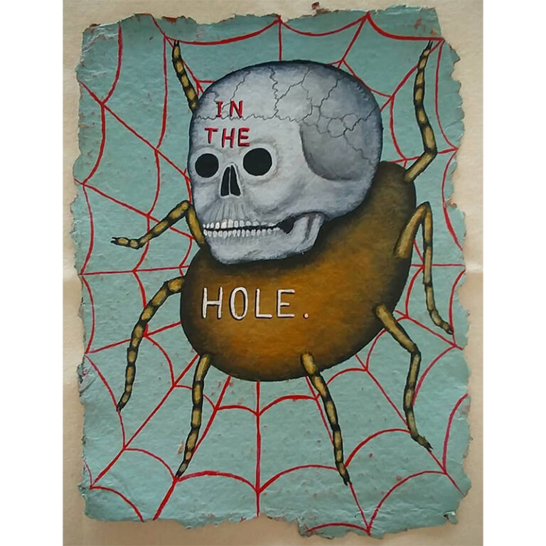 Fred Stonehouse: In the Hole