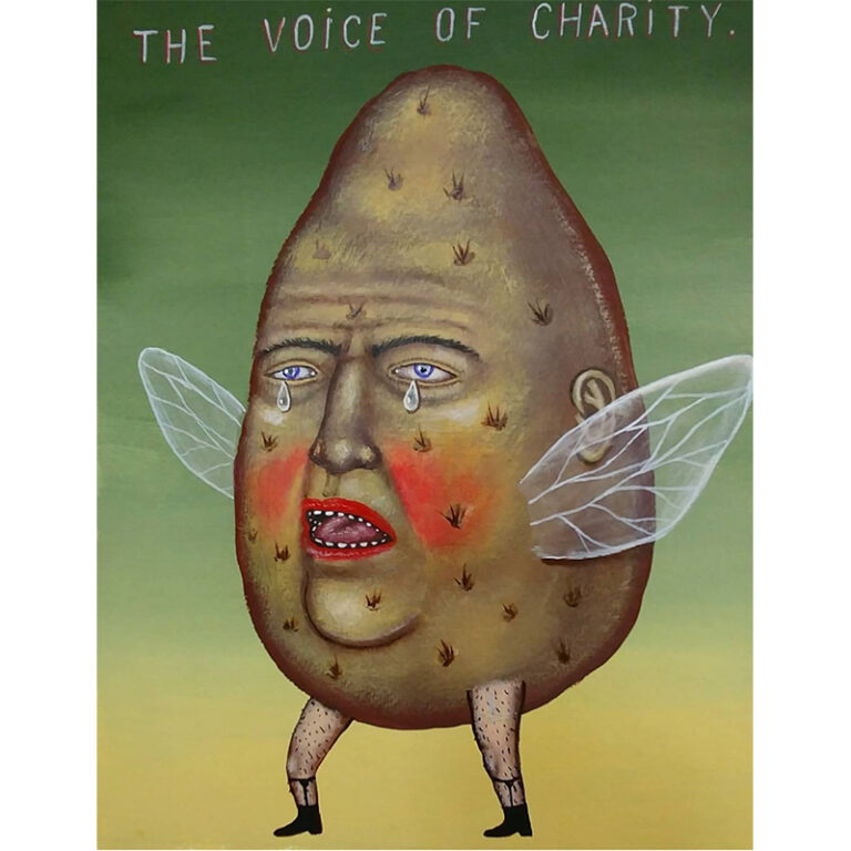 The Voice of Charity