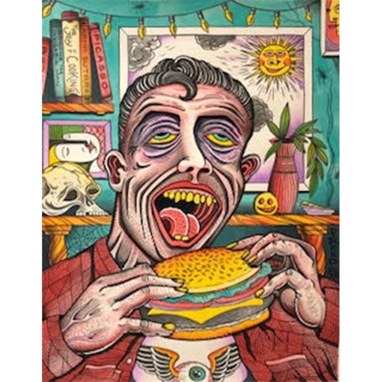 Dreaming of a Cheeseburger
