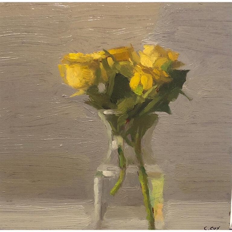 Roses #3 – Yellow